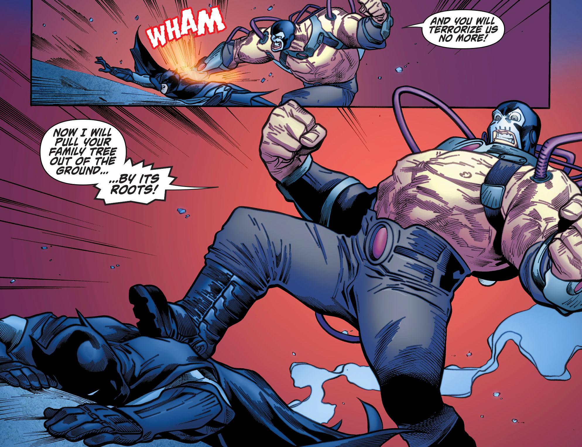 Batman: Arkham Knight [I] Issue #36 #38 - English 20