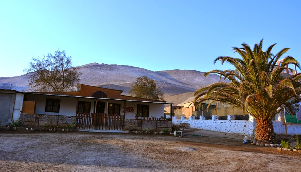 Poconchile village