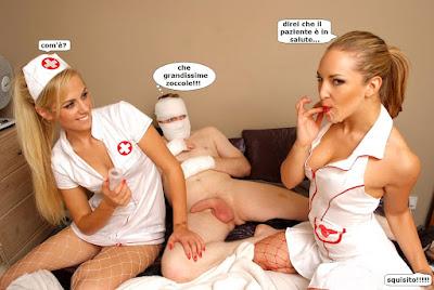 infermiere Video porno