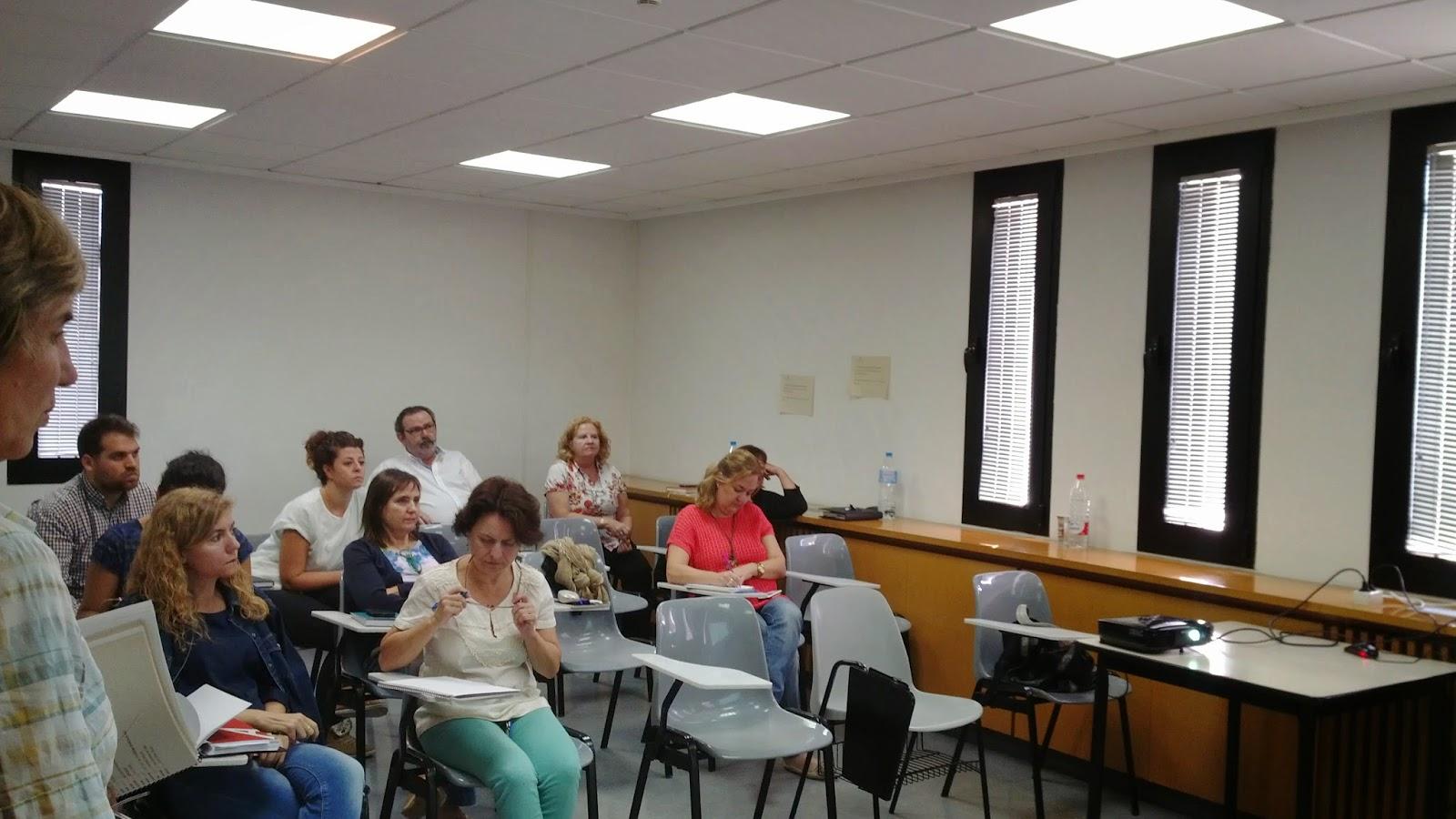 Médicos del Mundo sede Alicante_charla_ 21/10/2014