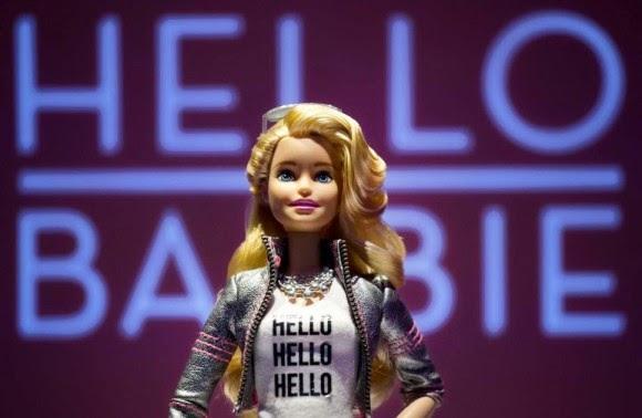 Hello Barbie espia nsa satanic