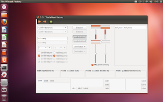 ubuntu 12.10 quantal quetzal beta 1 ambiance theme screenshot