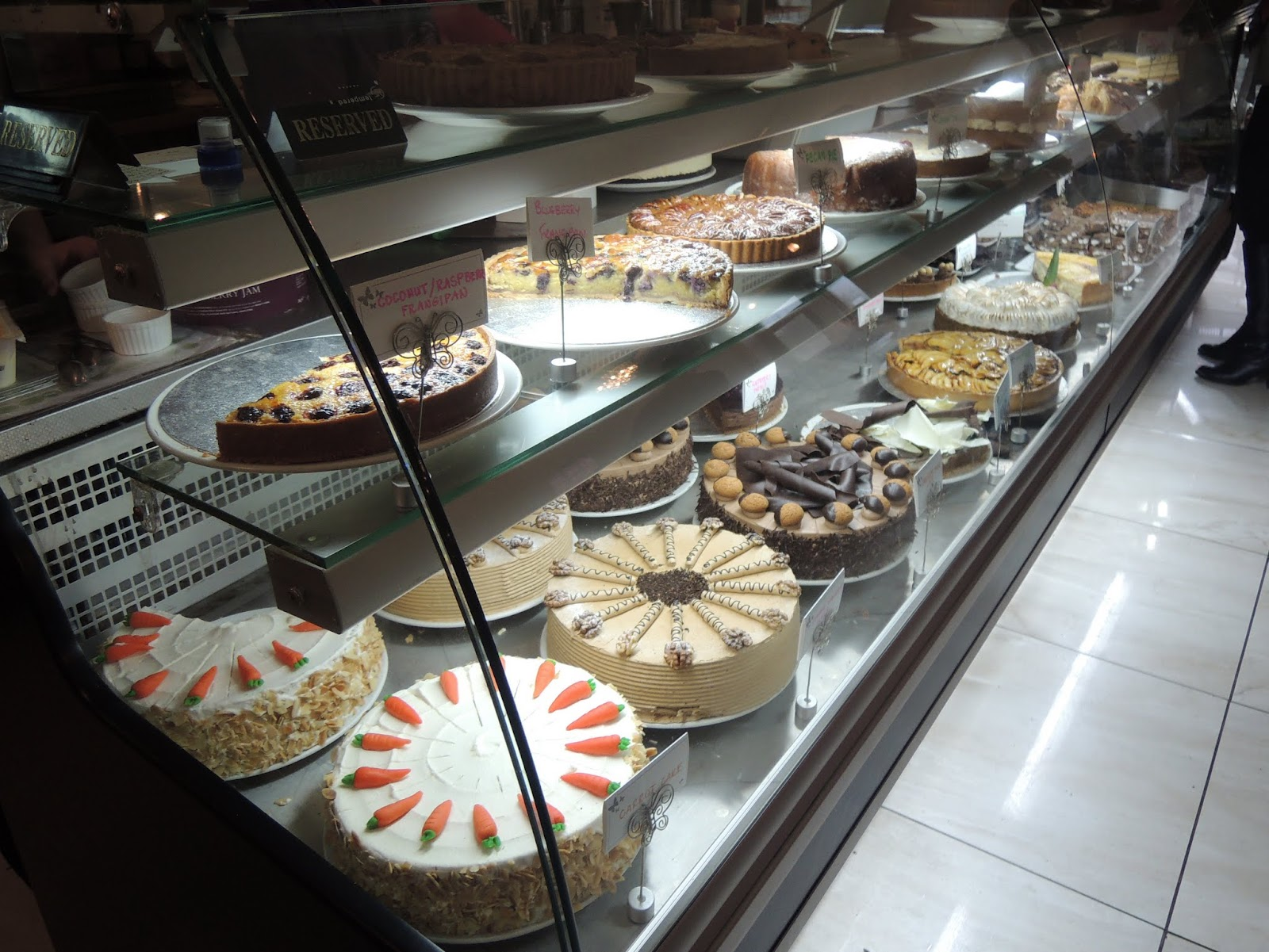 Chocolate Theatre Cafe Henley Menu