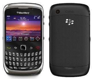 Spesifikasi dan Harga BlackBerry Curve 3G 9300 Juni 2013