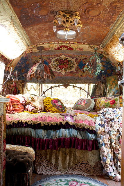 bohemian valhalla my dream of owning an airstream or gypsy vardo