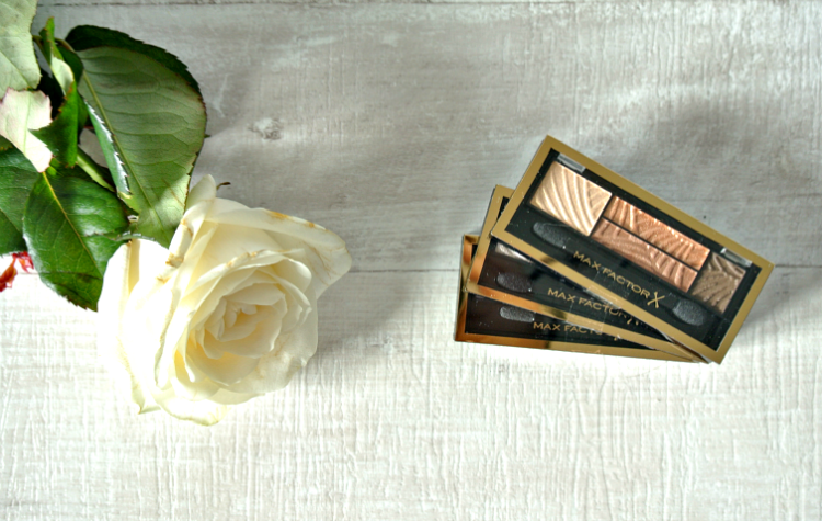 Max Factor SMOKEY eye Drama Shadow quads pudrijera swatch review