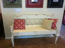 Shabby Chic Bench~SOLD