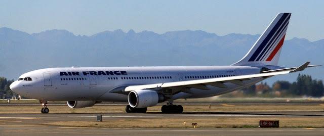 hilangnya pesawat air france a330