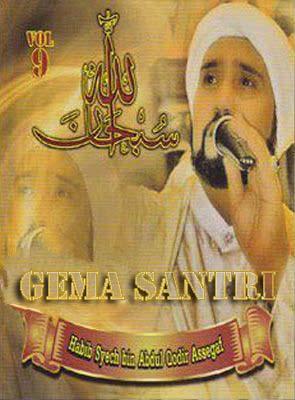 mp3 Habib Syech Abdul Qodir Assegaf Vol.9-Gema Santri
