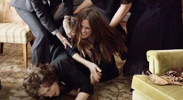 'August: Osage County' Julia Roberts, Meryl Streep