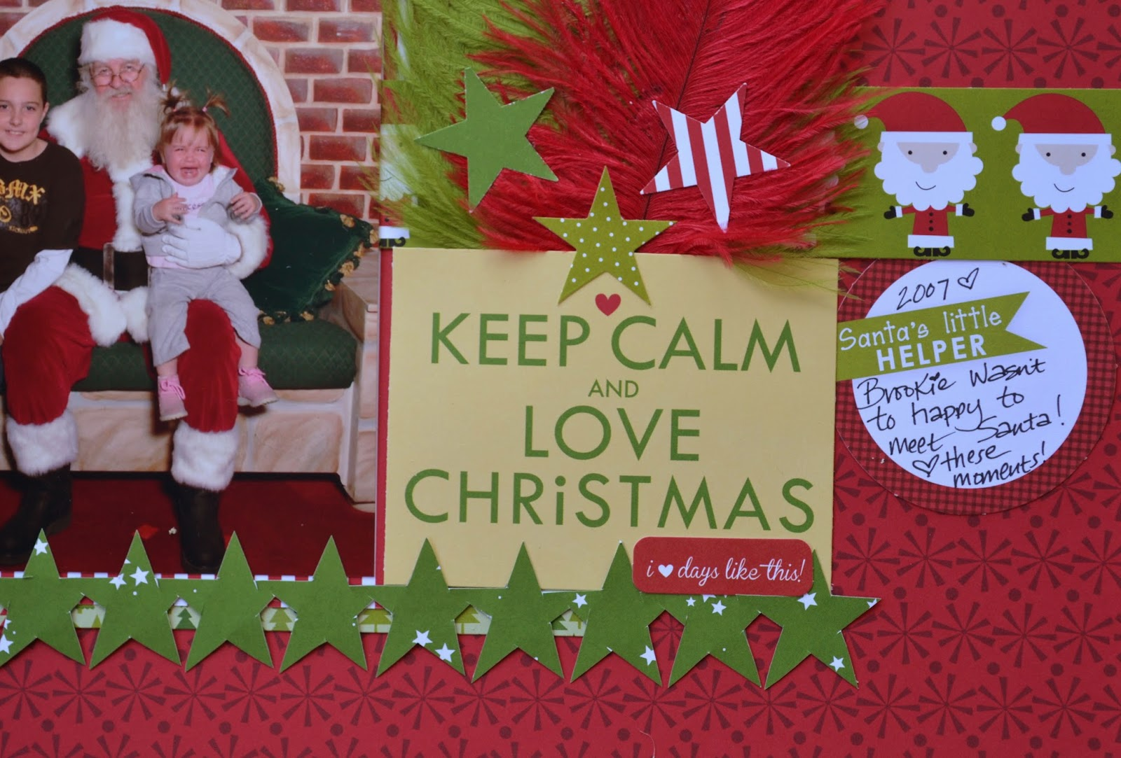 life with the Tucker and Wolek clan: Keep Calm and Love Christmas ...