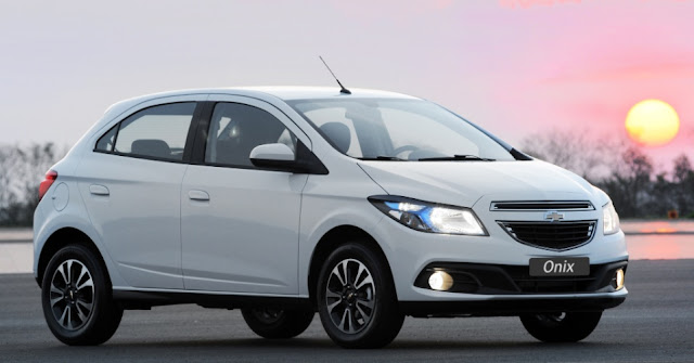 Chevrolet Onix - Recorde de vendas