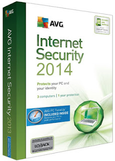 AVG Internet Security 2014 Full Serial Update Daily