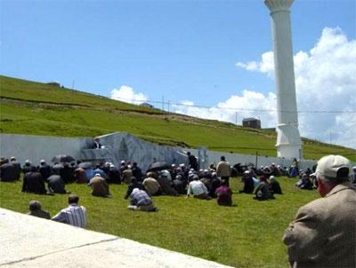 masjid sederhana