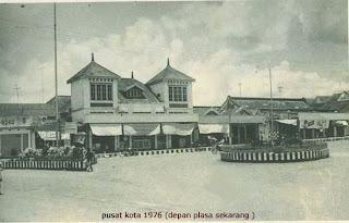 wonosobo city 1976