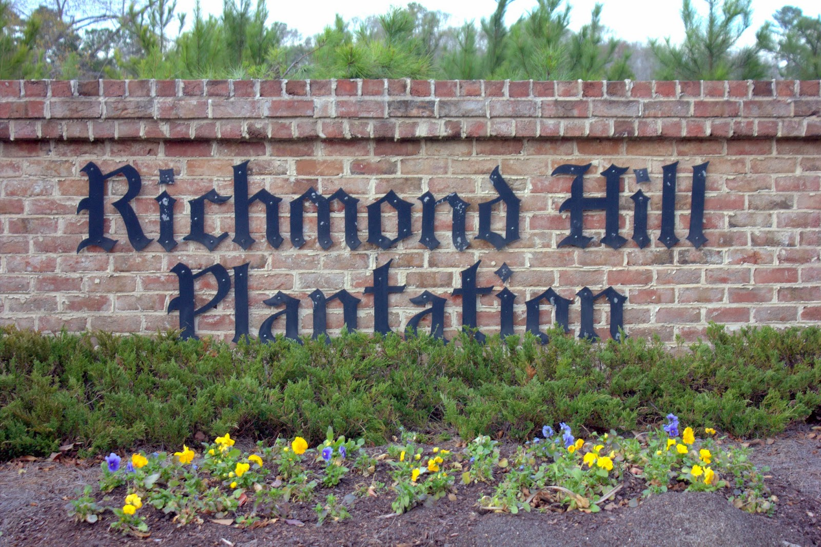 Richmond Hill Plantation Real Estate Listings