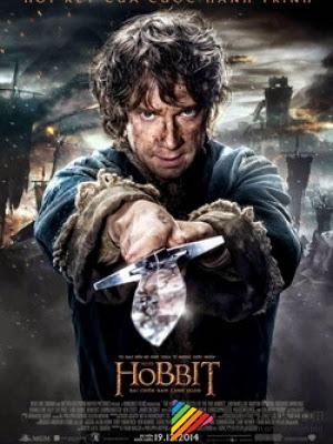 Phim Người Hobbit 3: Đại Chiến 5 Cánh Quân