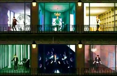 2PM Ultra Lover apartment like dollhouse
