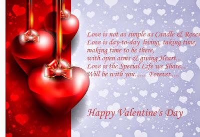 Happy Valentine Day Messages
