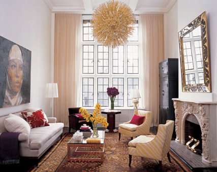 Interior Design Small Apartments New York