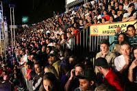 Público lota as arquibancadas da Cia de Rodeio Falcão em Teresópolis