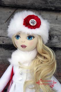 кукла, текстильная кукла