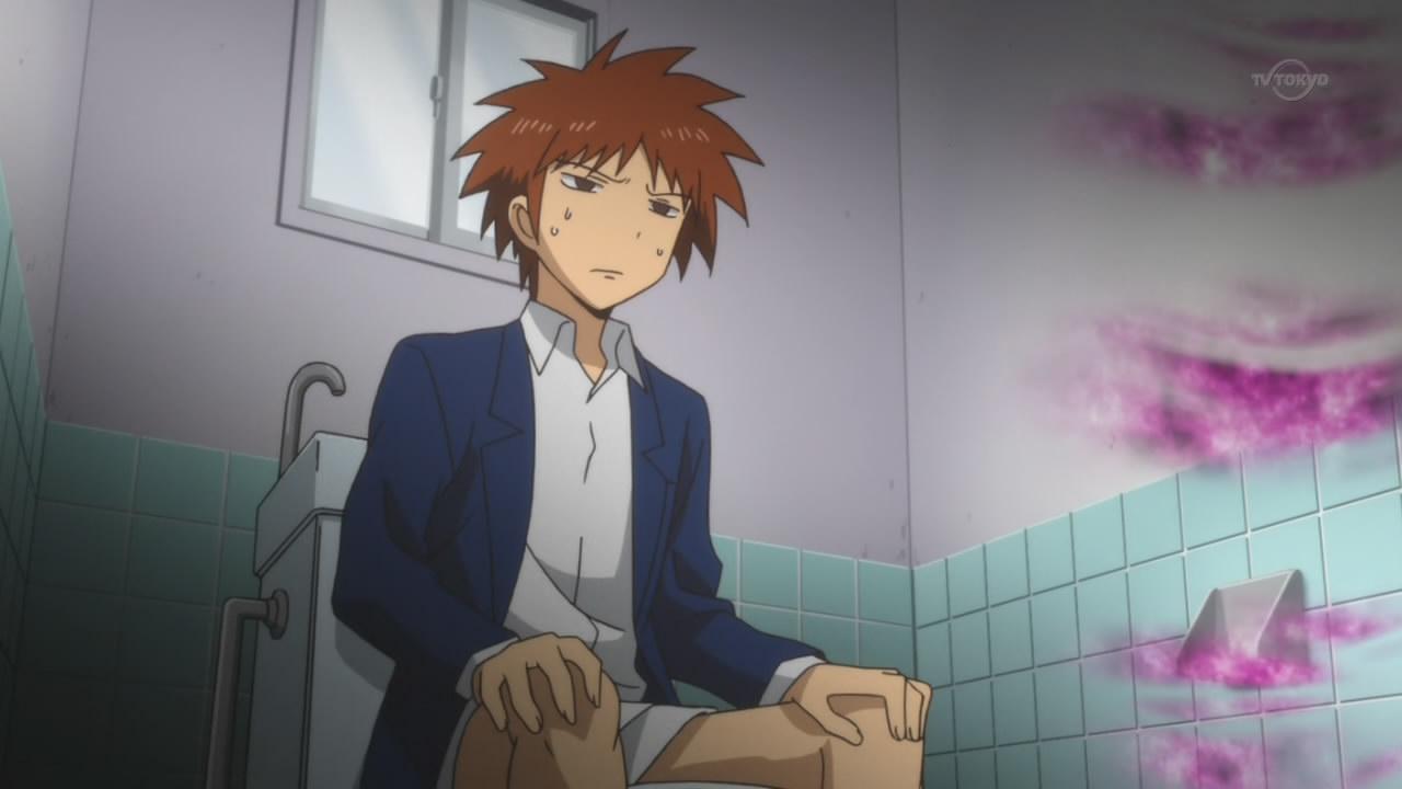 Danshi Koukousei no Nichijou   20   Lost in Anime