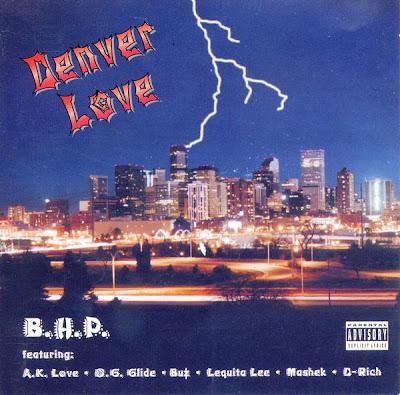 B.H.P. – Denver Love (1996) (VBR)