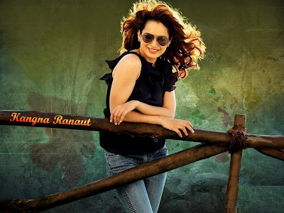 Kangna Ranaut Killer Smile Wallpaper