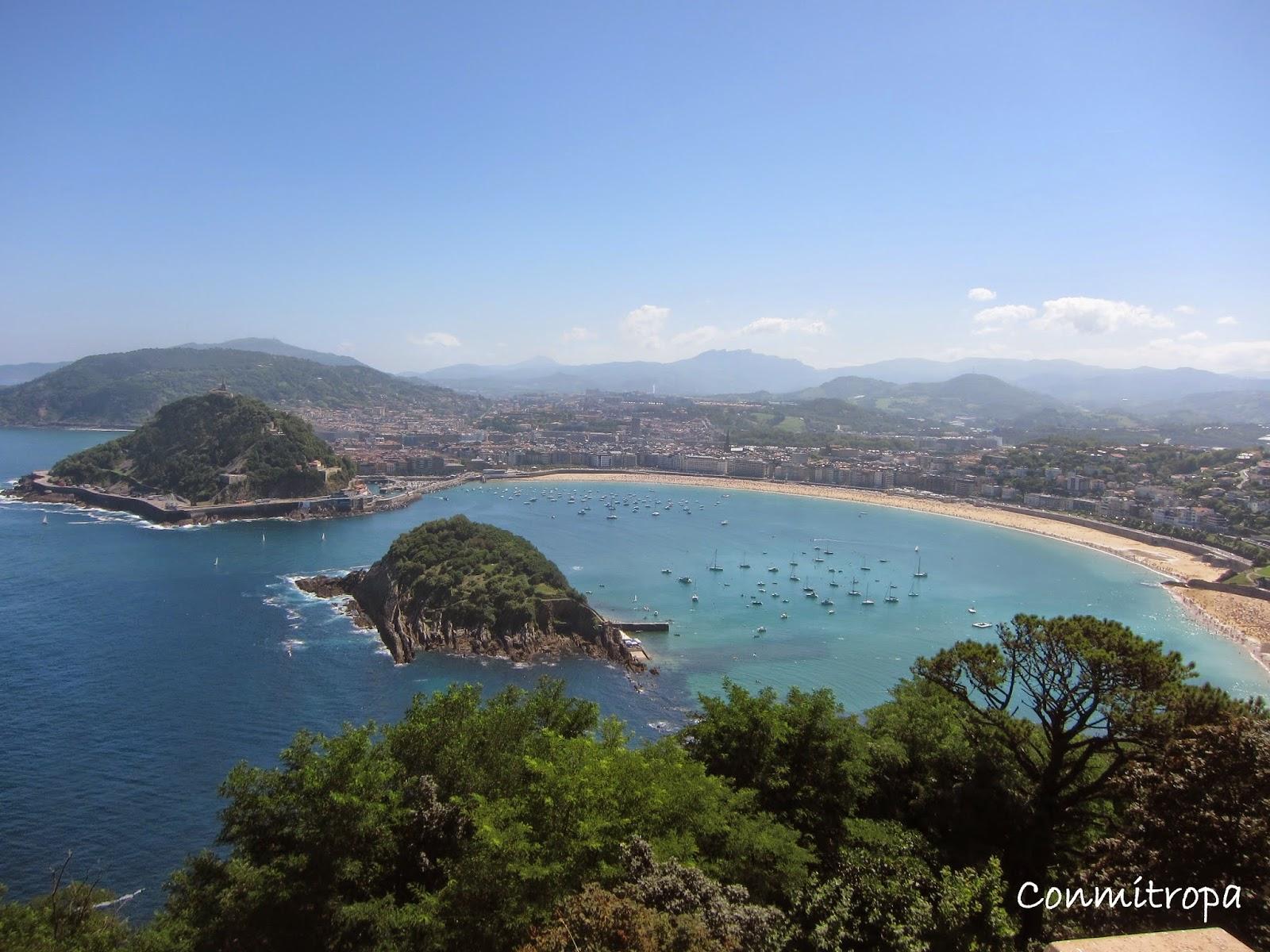 Viaje San Sebastián con niños