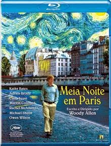 Download Meia Noite em Paris (2011) 720p BDRip Bluray Torrent Dublado   Baixar Torrent