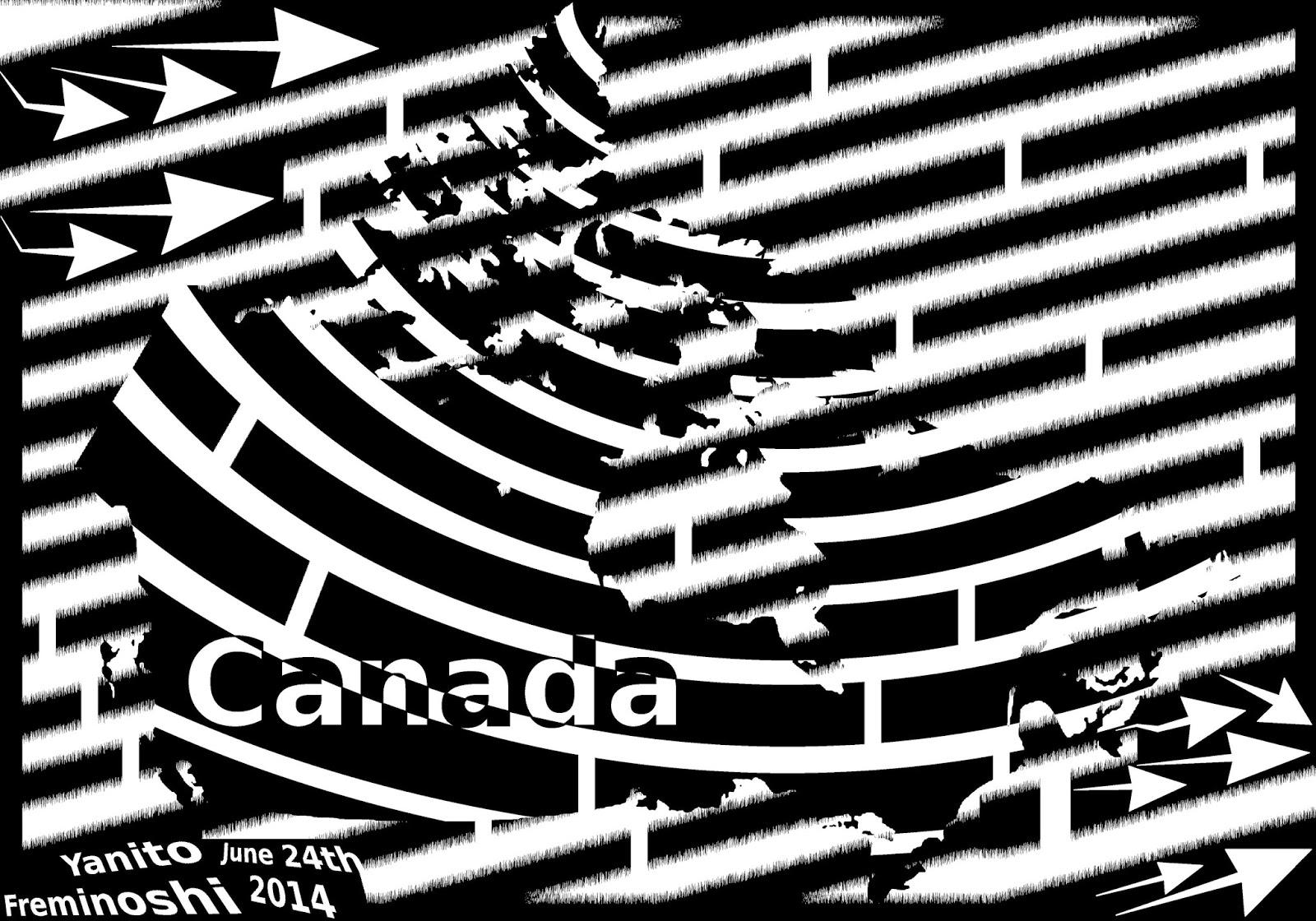 Maze of Canada