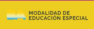PORTAL MODALIDAD ED. ESPECIAL