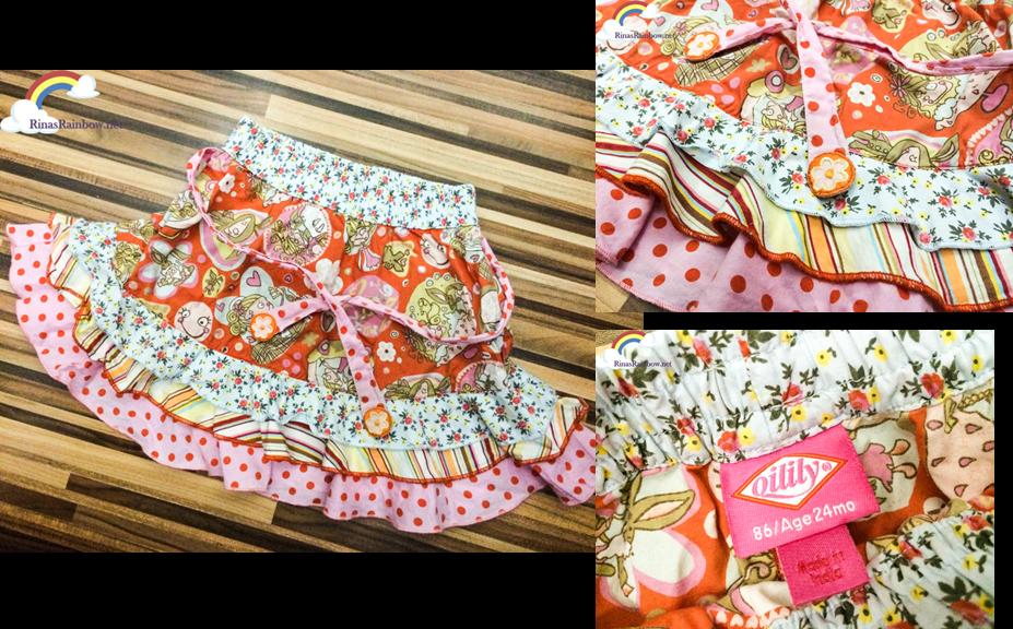 oilily skirt