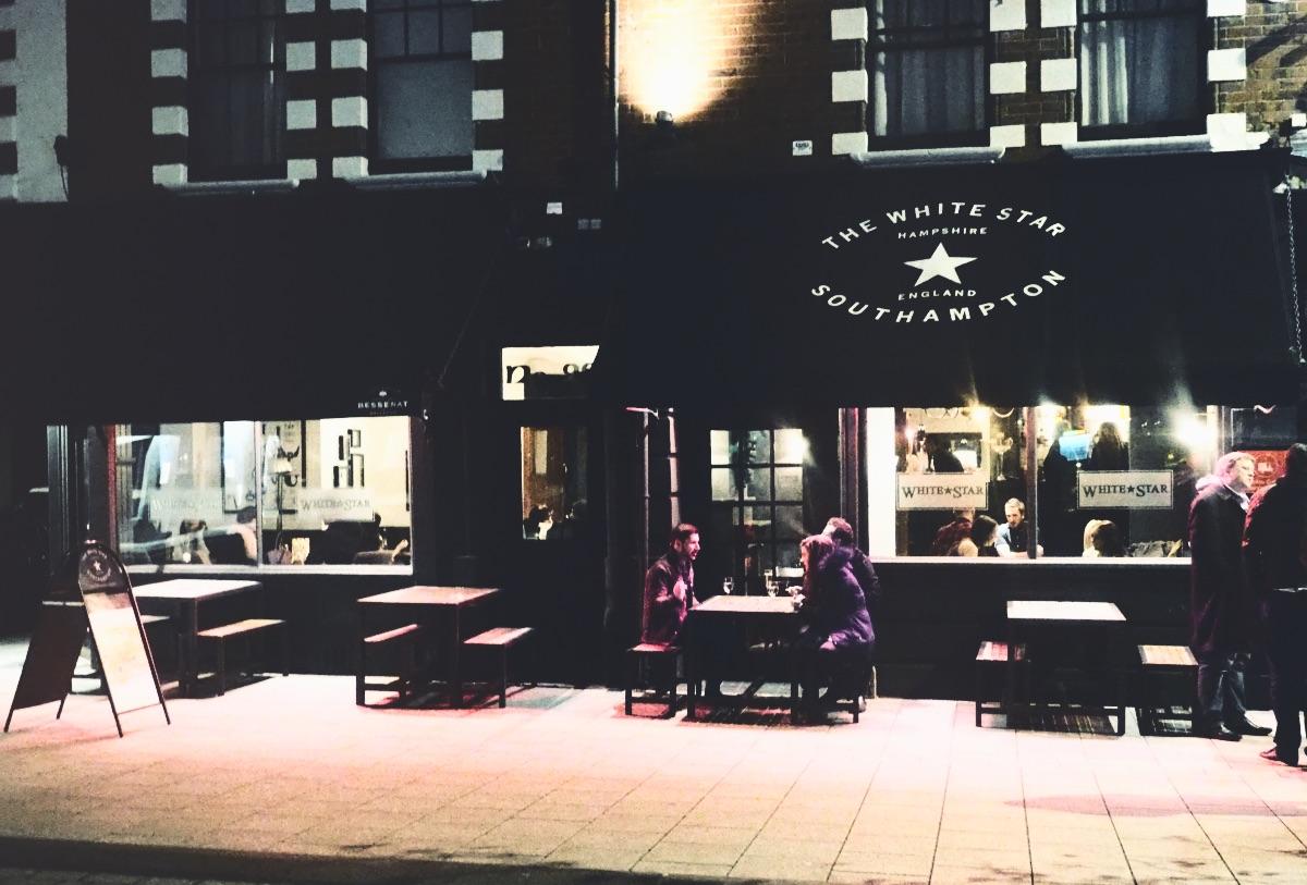 The White Star Tavern Southampton Review
