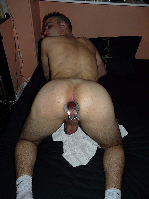Ass hole play