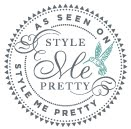 We were featured on Style Me Pretty
