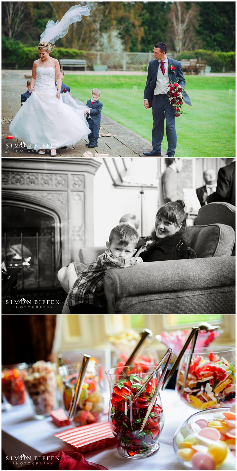Wedding reception photography Dillington House
