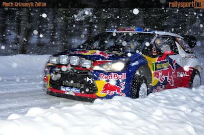 fotografias wrc suecia 2011