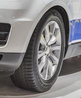 Goodyear anunta echiparea originala pentru modelul Range Rover Sport 2014