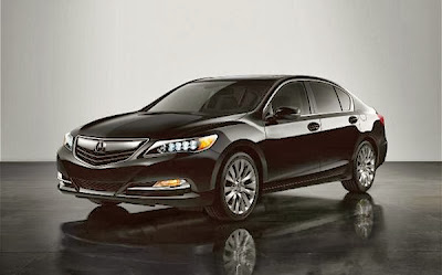 2015 Acura TLX Release Date
