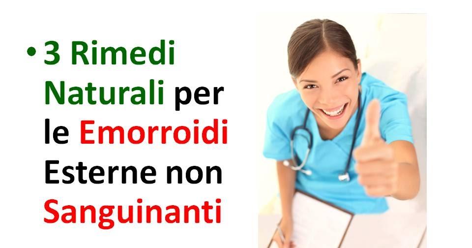 Candele da prostatitis e risposte di emorroidi