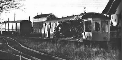 Wrawby Junction Rail Accident 1983