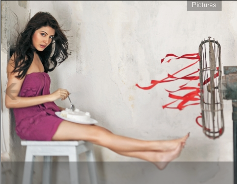 Anushka sharma Filmfare wallpapers 2011. Feb 26th