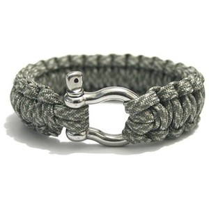 Paracord Bracelet D Shackle1