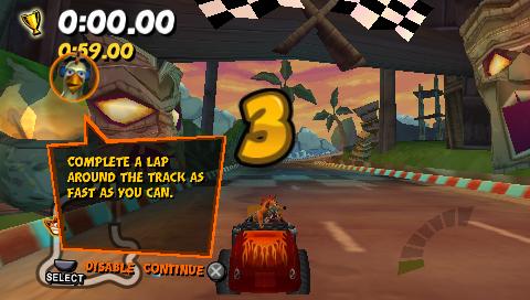Download crash tag team racing psp