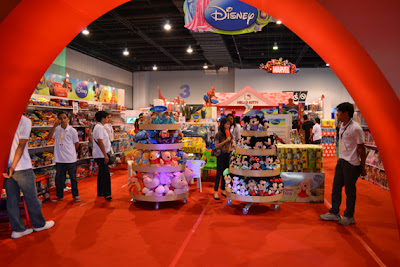 Toy Kingdom Toy Expo Philippines 2012