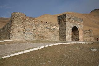 Caravanserai in Kyrgyzstan