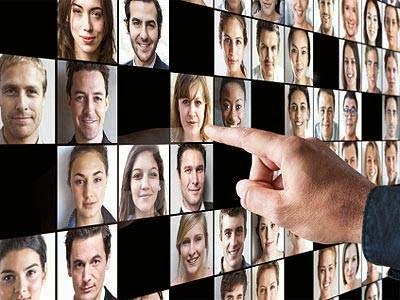 Social Image Search Algorithm