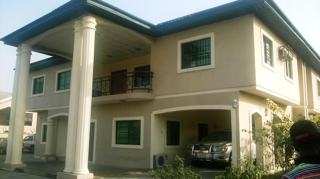 Five Bedroom Duplex in GRA, Port Harcourt